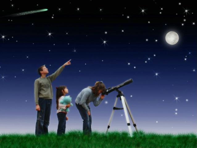Reach for the stars - Cherie Kirks