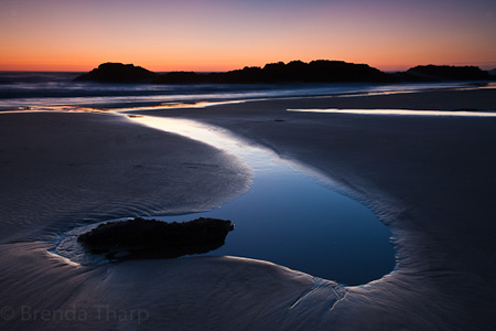 Brenda_Tharp_Sunset_Oregon_Coast