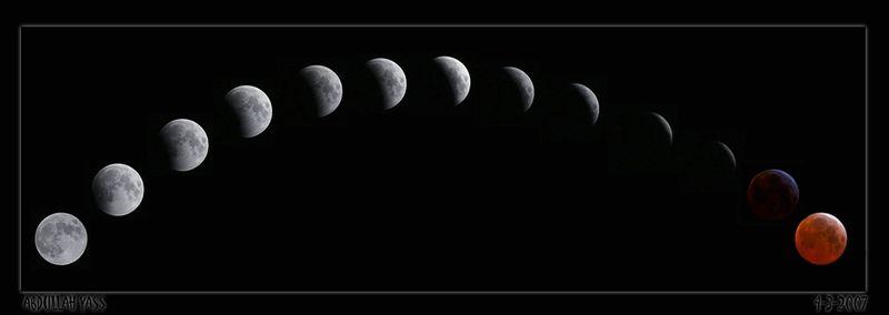Eastern Eclipse - Abdullah Yassen