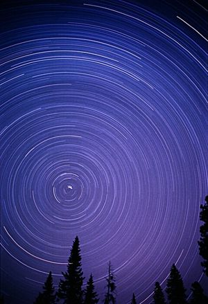 Wheel in the Sky - Steven Son 4.5 hr exposure
