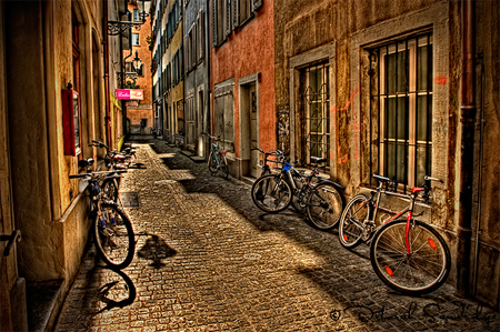 Bicycles_Deb_Sandidge