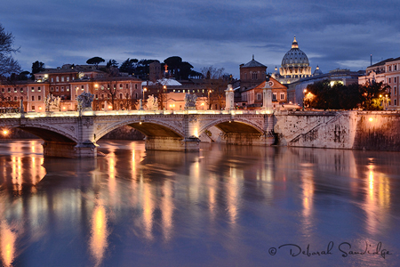 Bridge_in_rome_Deborah_Sandidge