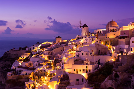 Santorini_at_Twilight_Deborah_Sandidge