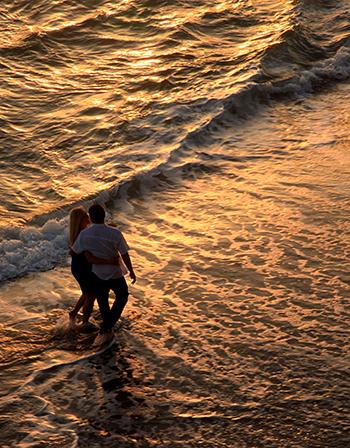 Couple@Sunset_Laguna