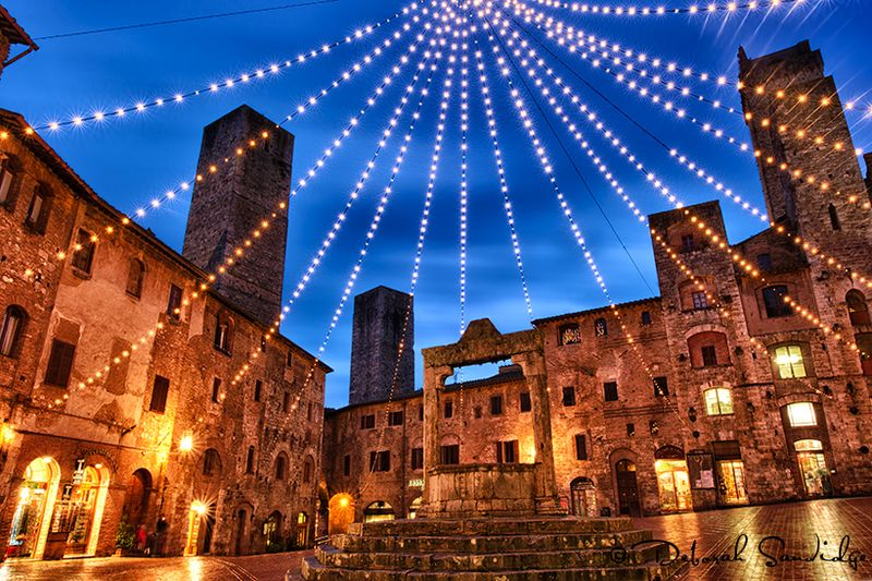 San_Gimignano_Siena_Tuscany_Deborah_Sandidge