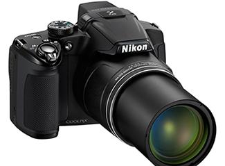 sports NIKON  P510