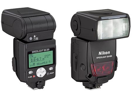 Sept Nikon SB800 data